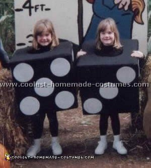 Coolest Homemade Adult and Kid Costume Ideas