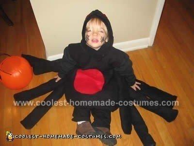 Spider Kid Halloween Costumes