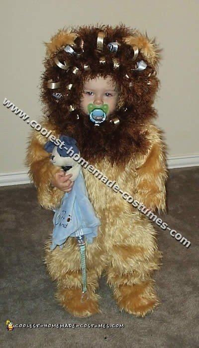 7 Coolest Homemade Lion Costume Ideas