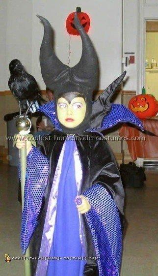 Coolest Homemade Maleficent Costume Ideas