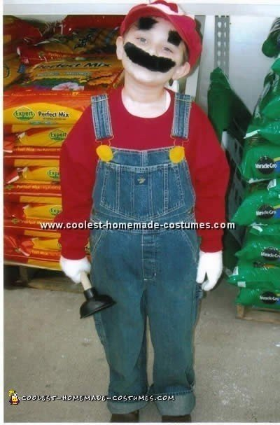 Coolest Homemade Mario And Luigi Costumes For Halloween