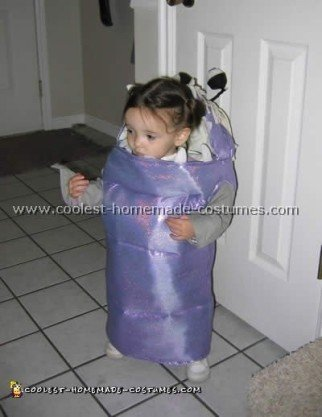 Coolest Homemade Boo Costume Ideas