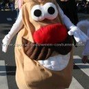 Coolest Homemade Mr Potato Head Costume Ideas