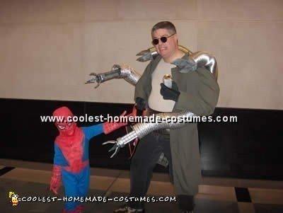 Doc Oc Costume