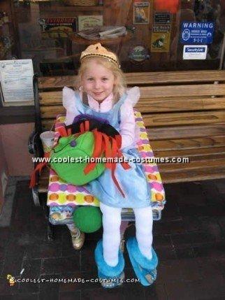 Original Halloween Costume Idea and Photos
