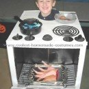 Coolest Homemade Toaster and Oven Costume Ideas