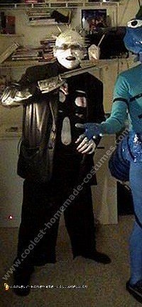 Coolest Homemade Hellraiser And Pinhead Costume Ideas And
