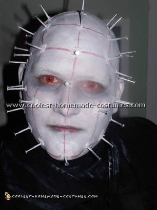 Coolest Homemade Hellraiser and Pinhead Costume Ideas and Photos