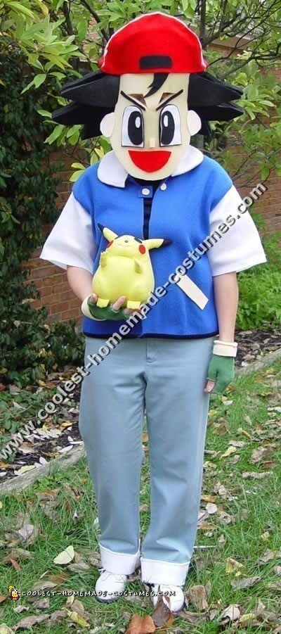 Pokemon Costume