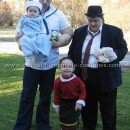 Coolest Homemade Popeye Costume Ideas and Photos