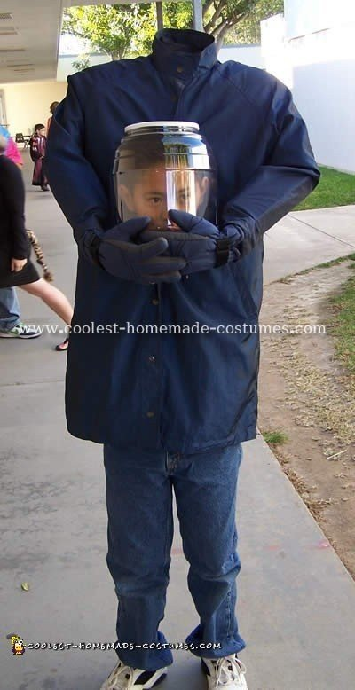 Coolest Homemade Scary Halloween Costume Ideas
