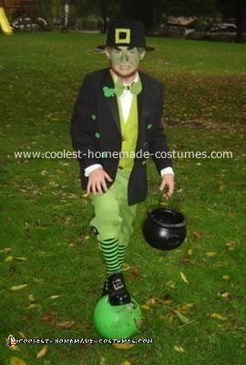Scary Leprechaun Costume
