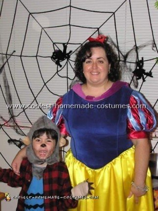 Coolest Homemade Snow White Costume Ideas and Photos