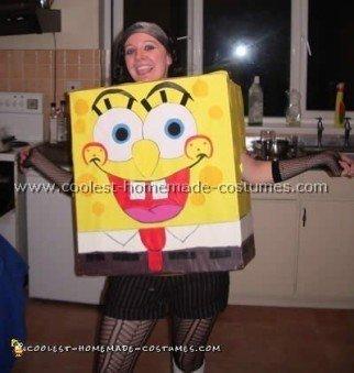 11 Coolest Homemade Spongebob Costume Ideas