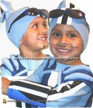 sportacus costume