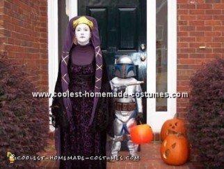 Coolest Homemade Queen Amidala Costume Ideas