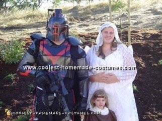 Coolest Homemade Star Wars Halloween Costumes