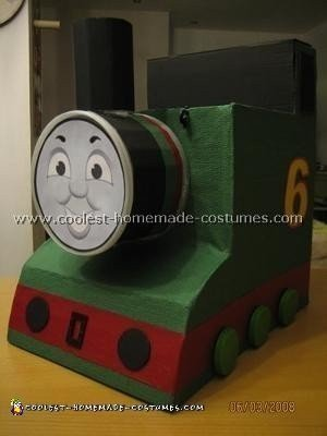 Percy the Tank Engine Costume