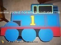Thomas the Train Halloween Costume