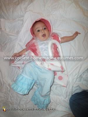 Toy Story Little Bo Peep Halloween Costume