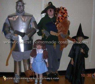 Wizard of Oz Costume