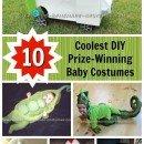 Coolest Baby Halloween Costume Ideas