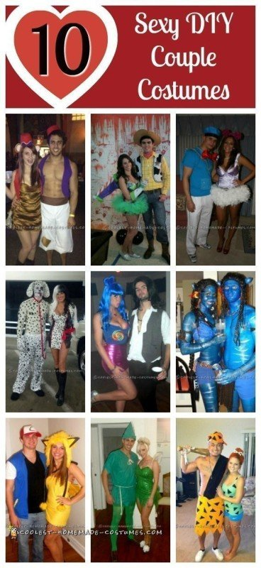 best sexy costumes for couples