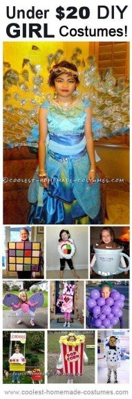 girl Halloween costumes