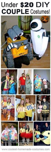 homemade couple costume ideas