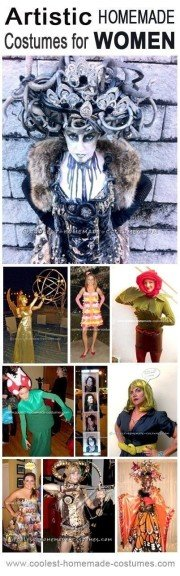 most creative Halloween costumes for women