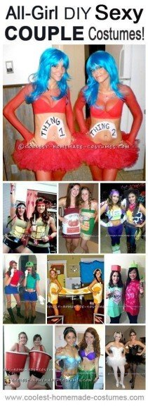 sexy womens halloween costumes