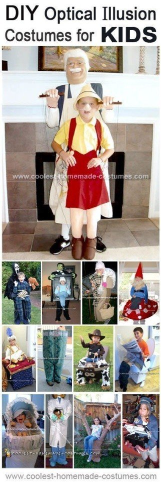 unique halloween costumes for kids