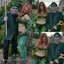 By the time Halloween 2016 rolled around, I had been wanting to be Poison Ivy for a few years. And I finally did it - threefold. I had purchased a go