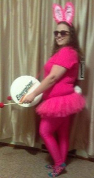 energizer bunny halloween costume