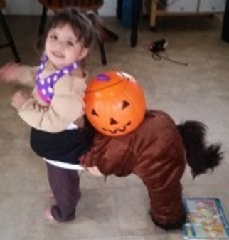 toddler centaur costume