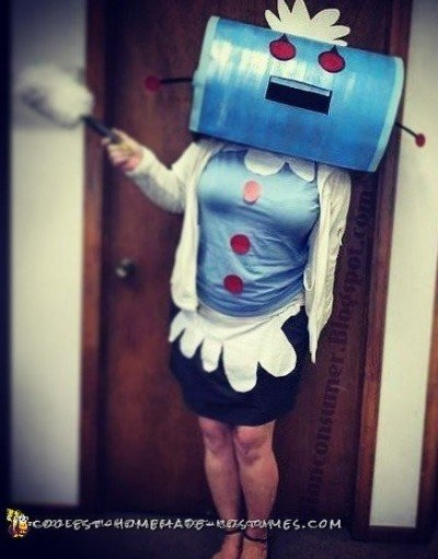rosie the robot costume