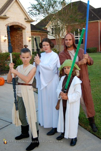 star wars costumes for halloween