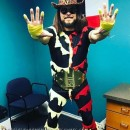 Coolest Macho Man Costume. You dig it!