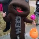 Benjamins d.i.y. Sackboy from Little Big Planet Costume