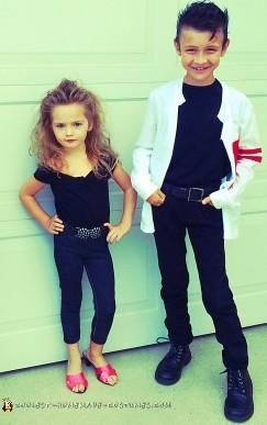 Coolest Homemade Grease Costumes