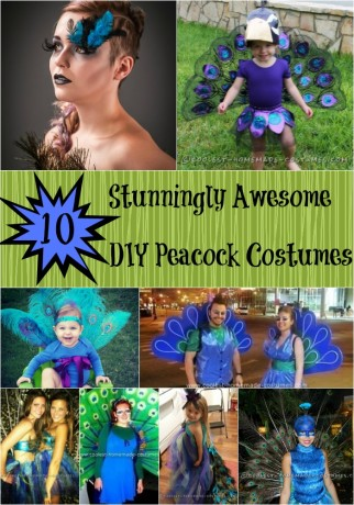 600 Awesome Animal Costume Ideas For Diy Costumers