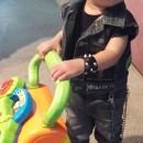 Coolest Rocker Costume for 20 month old Boy