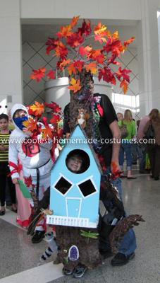 Treehouse Costume