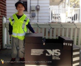 norfolk southern train costume
