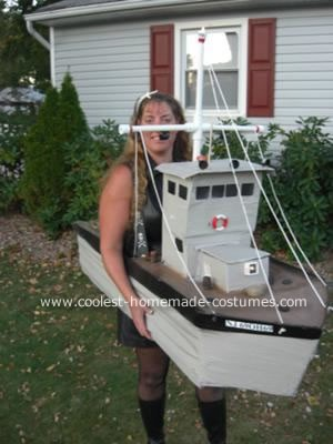 The Deadliest Catch Costume