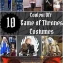 Homemade Game of Thrones Halloween costumes
