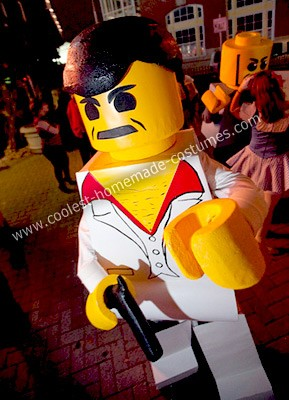 Lego Group Costume
