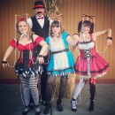 marionette puppet costumes