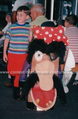 Pagemaster Costume