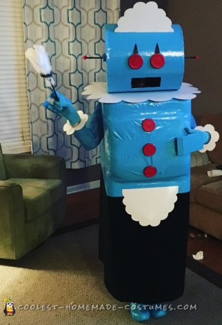 rosie from the jetsons costume